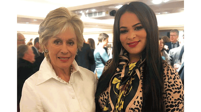 faith and dame kiri te kanawa
